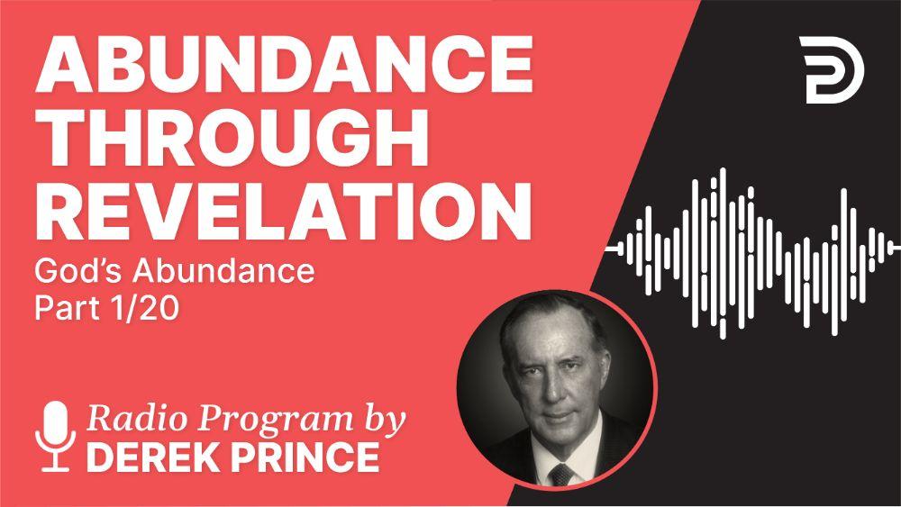 Abundance Through Revelation