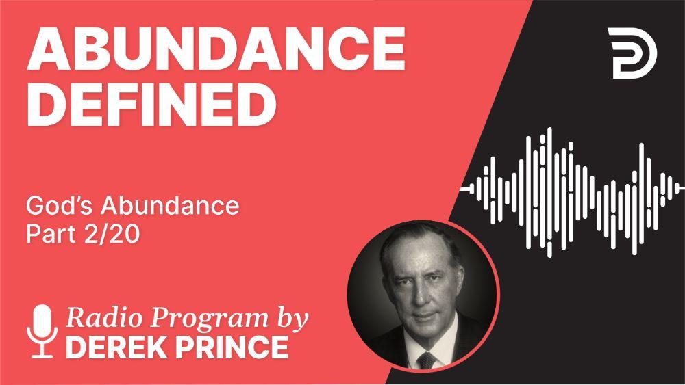 Abundance Defined