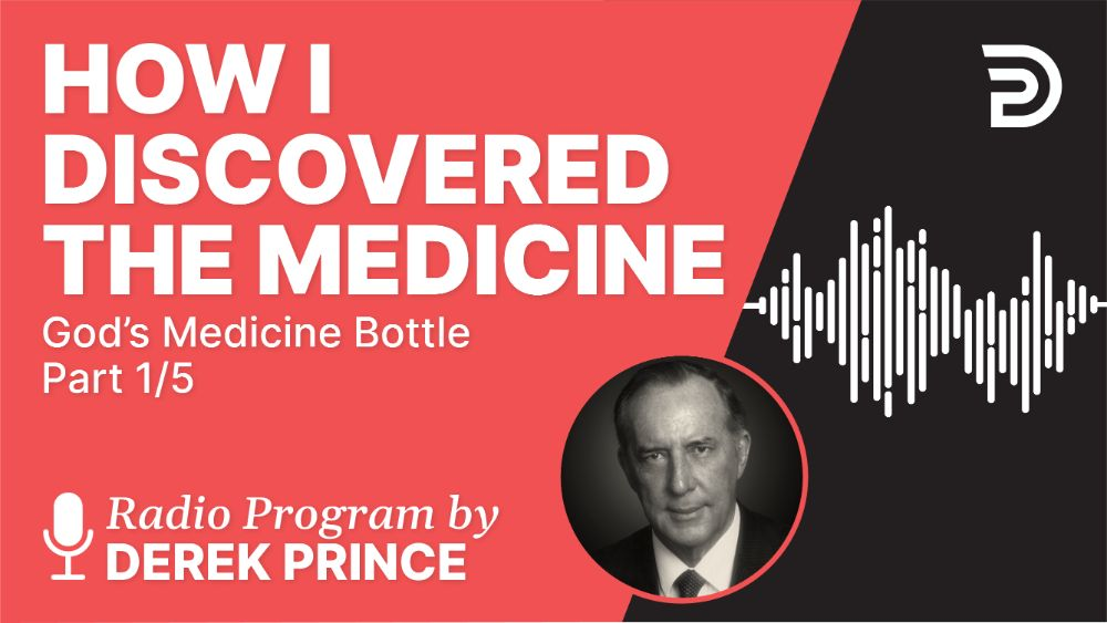 How I Discovered the Medicine