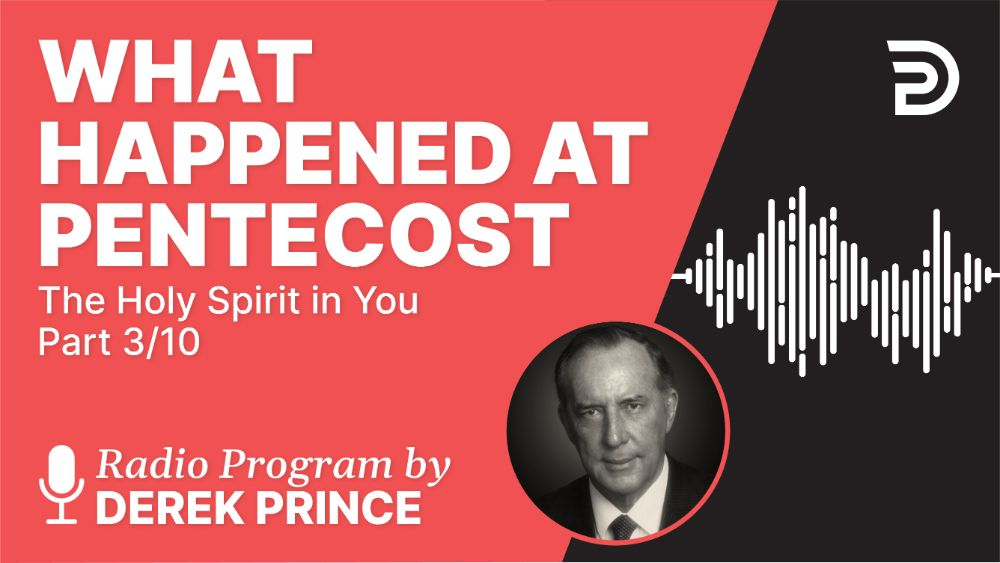 What Happened at Pentecost
