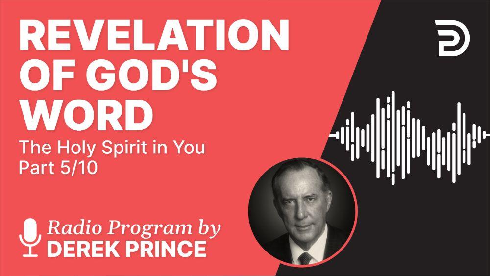 Revelation of God's Word