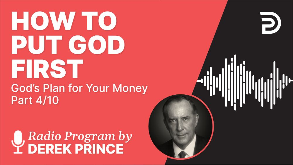 How to Put God First