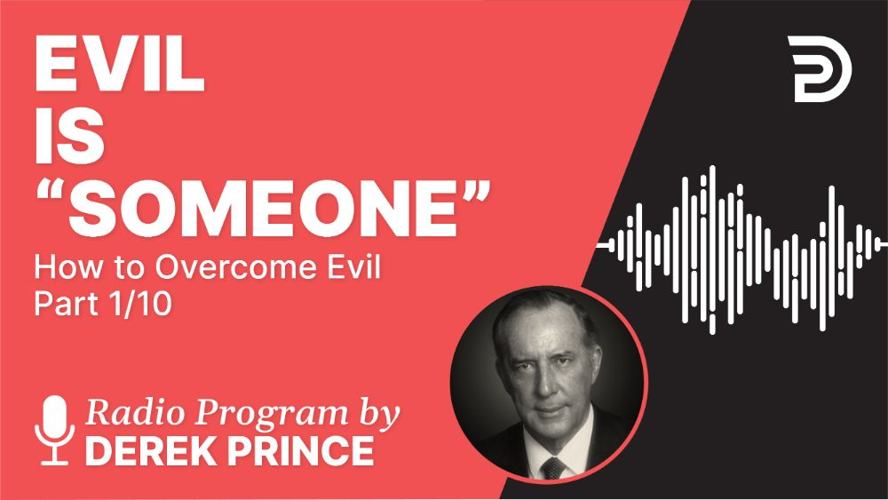 """Evil Is """"Someone"""""""