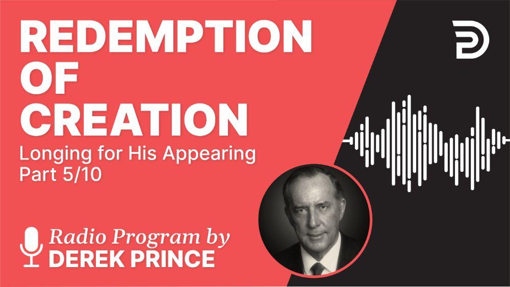 Redemption of Creation
