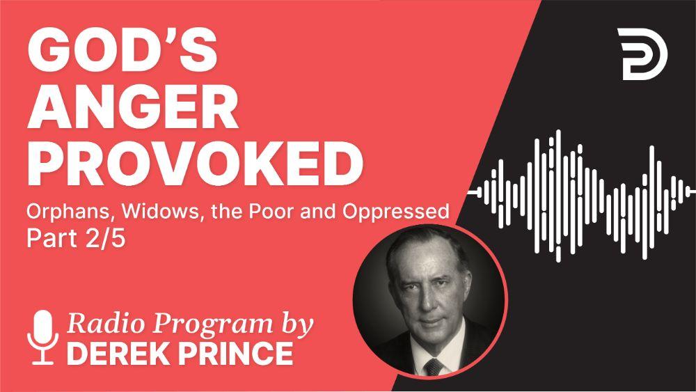 God's Anger Provoked