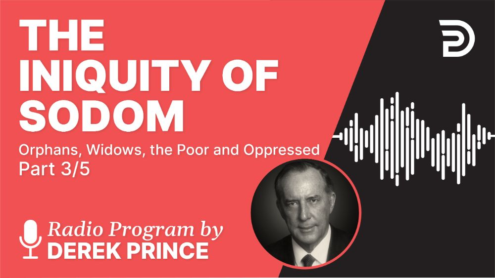 The Iniquity of Sodom