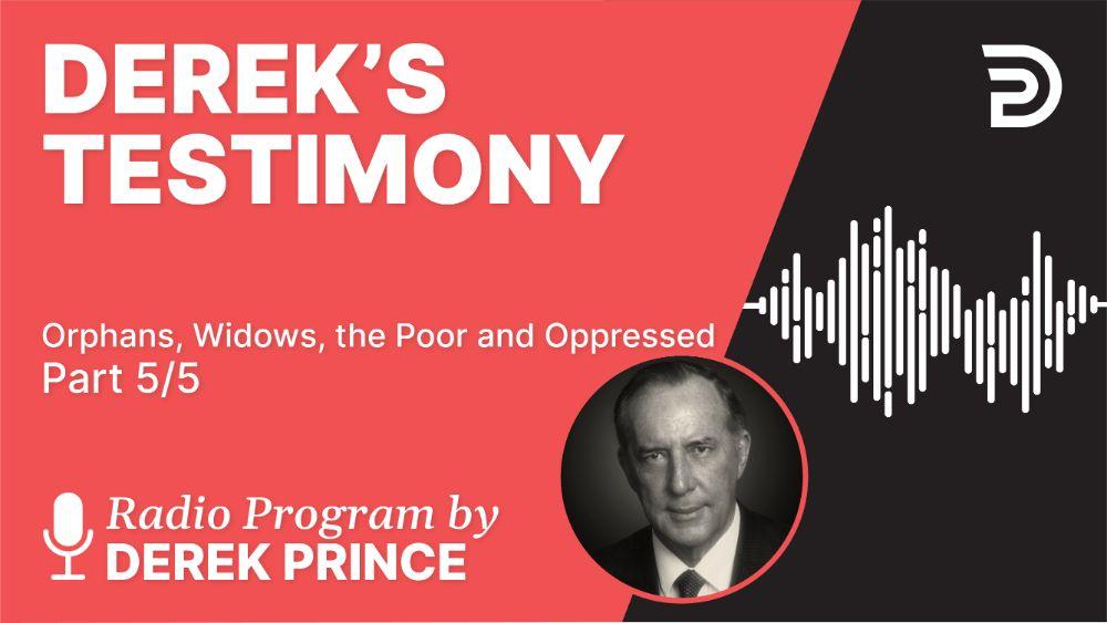 Derek's Testimony
