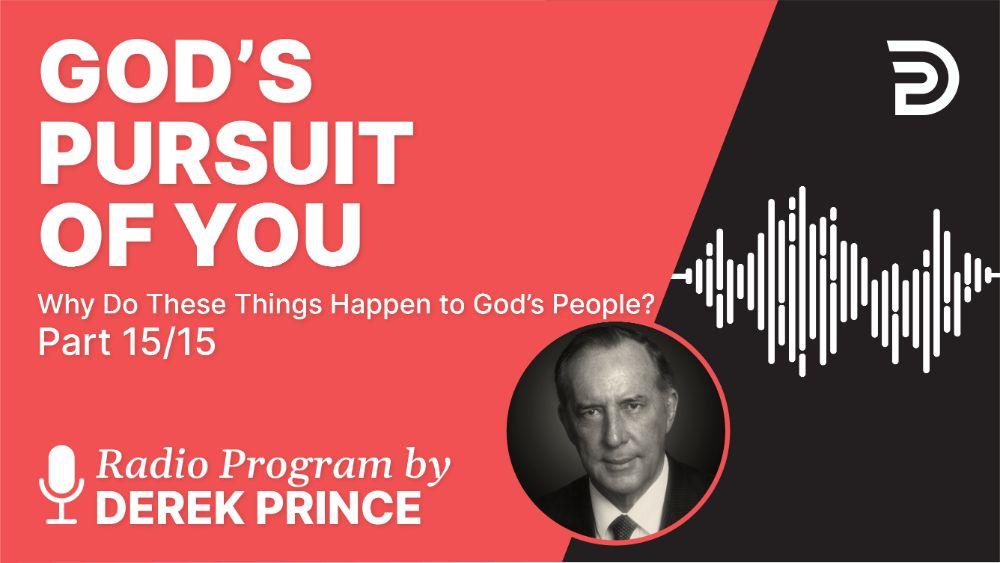 God's Pursuit of You
