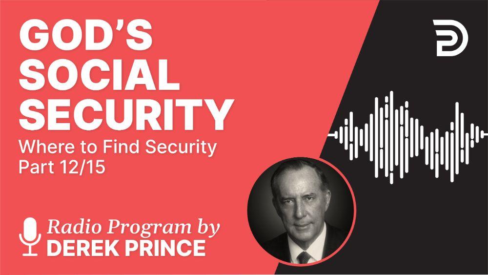 God's Social Security