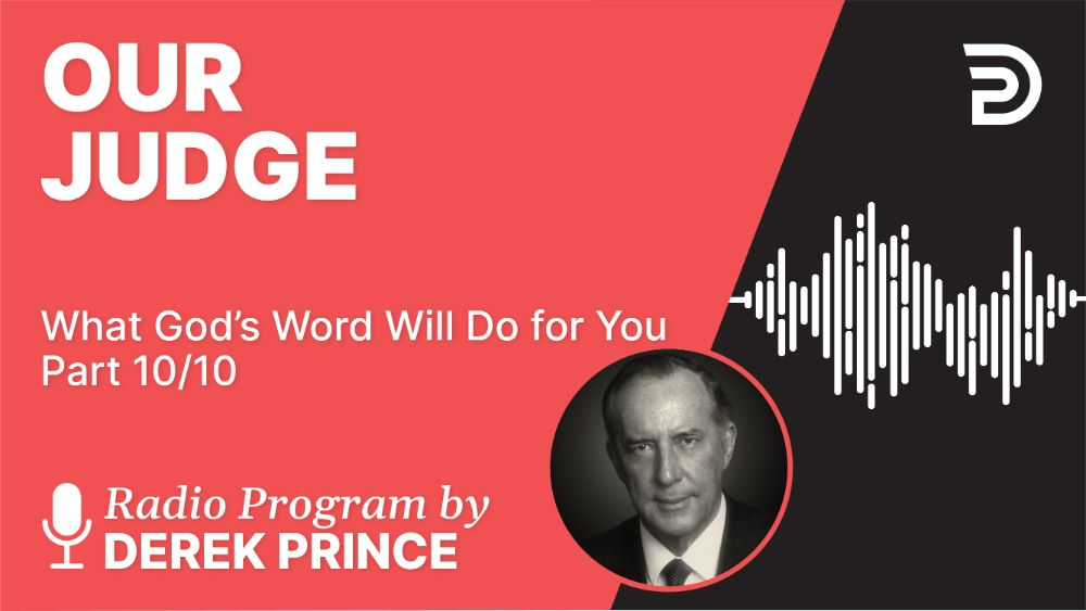 God's Word - Our Judge