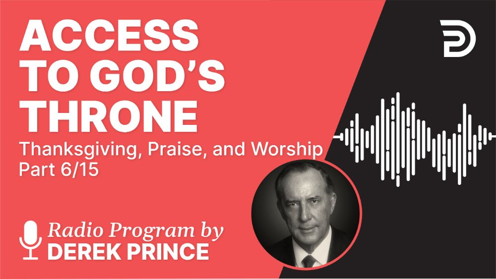 Access to God's Throne