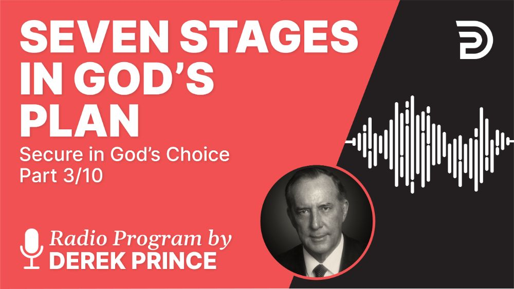 Seven Stages in God's Plan