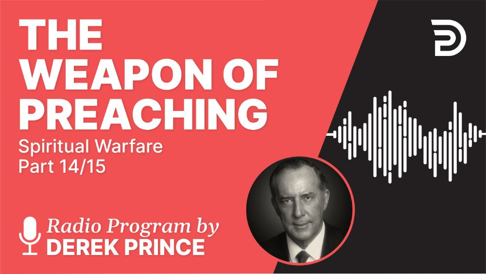 The Weapon of Preaching