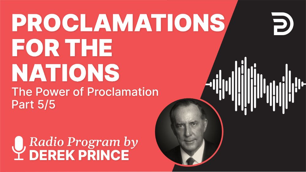 Proclamations for the Nations