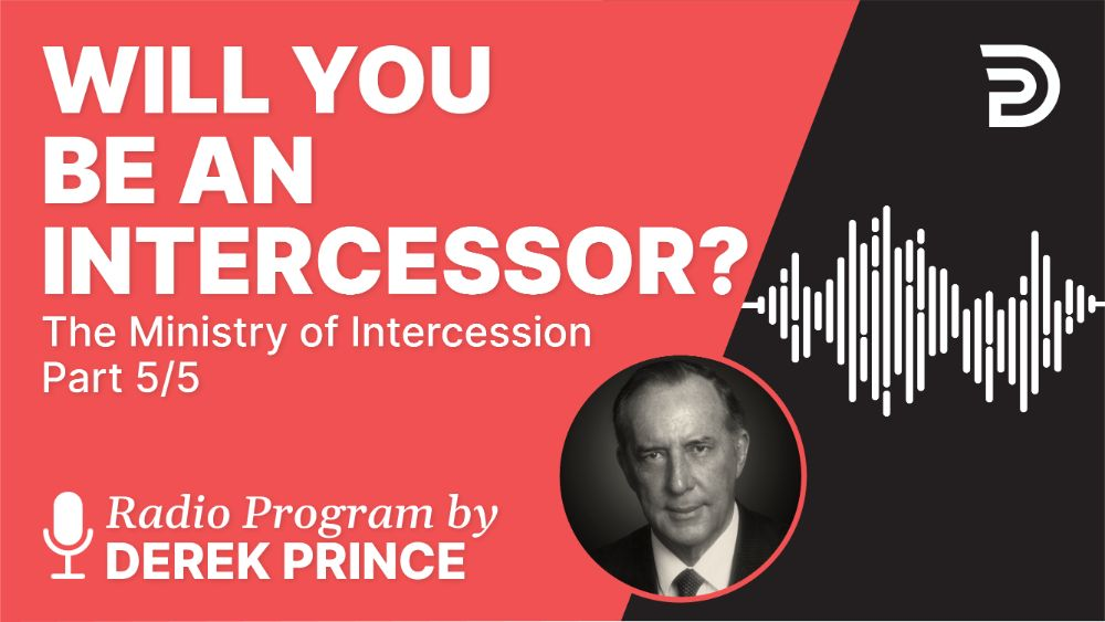 Will You Be an Intercessor?