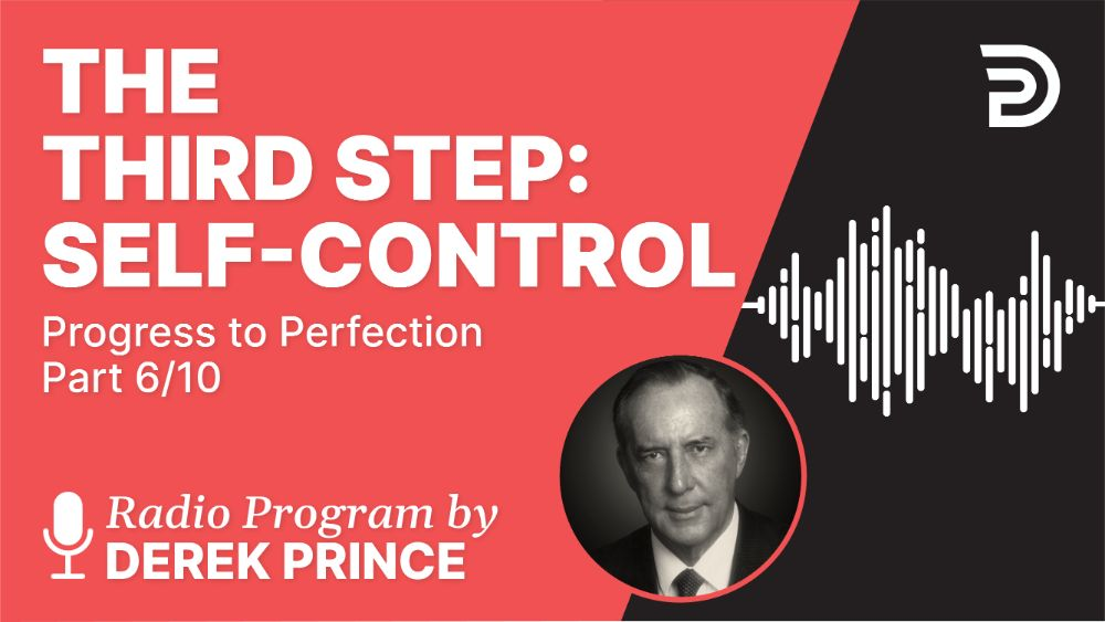 The Third Step: Self-Control