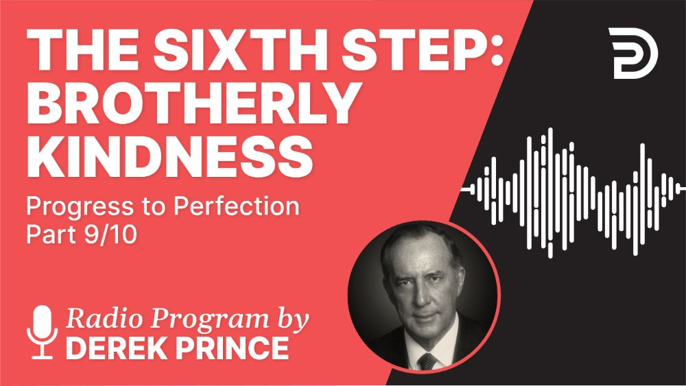 The Sixth Step: Brotherly Kindness