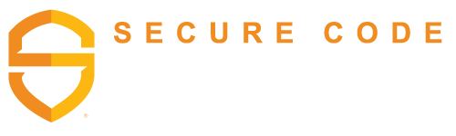 Secure Code Warrior holiday logo