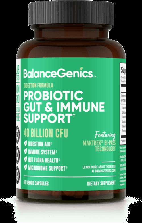 BalanceGenics Daily Probiotic