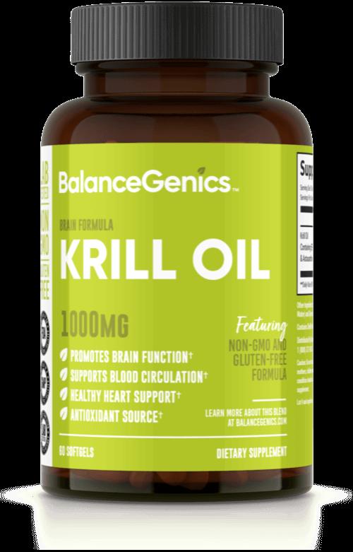 BalanceGenics Krill Oil
