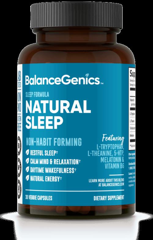 BalanceGenics Natural Sleep