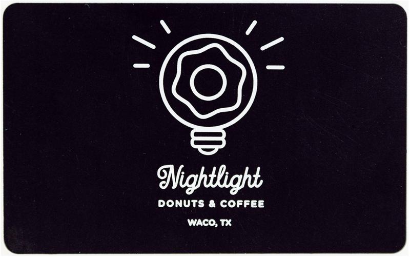 Nightlight Donuts gift card