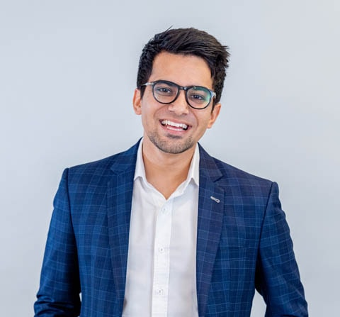 Thomas Maharaj - Business Development Manager