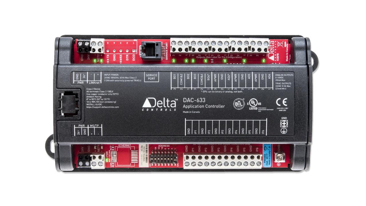 A delta controller