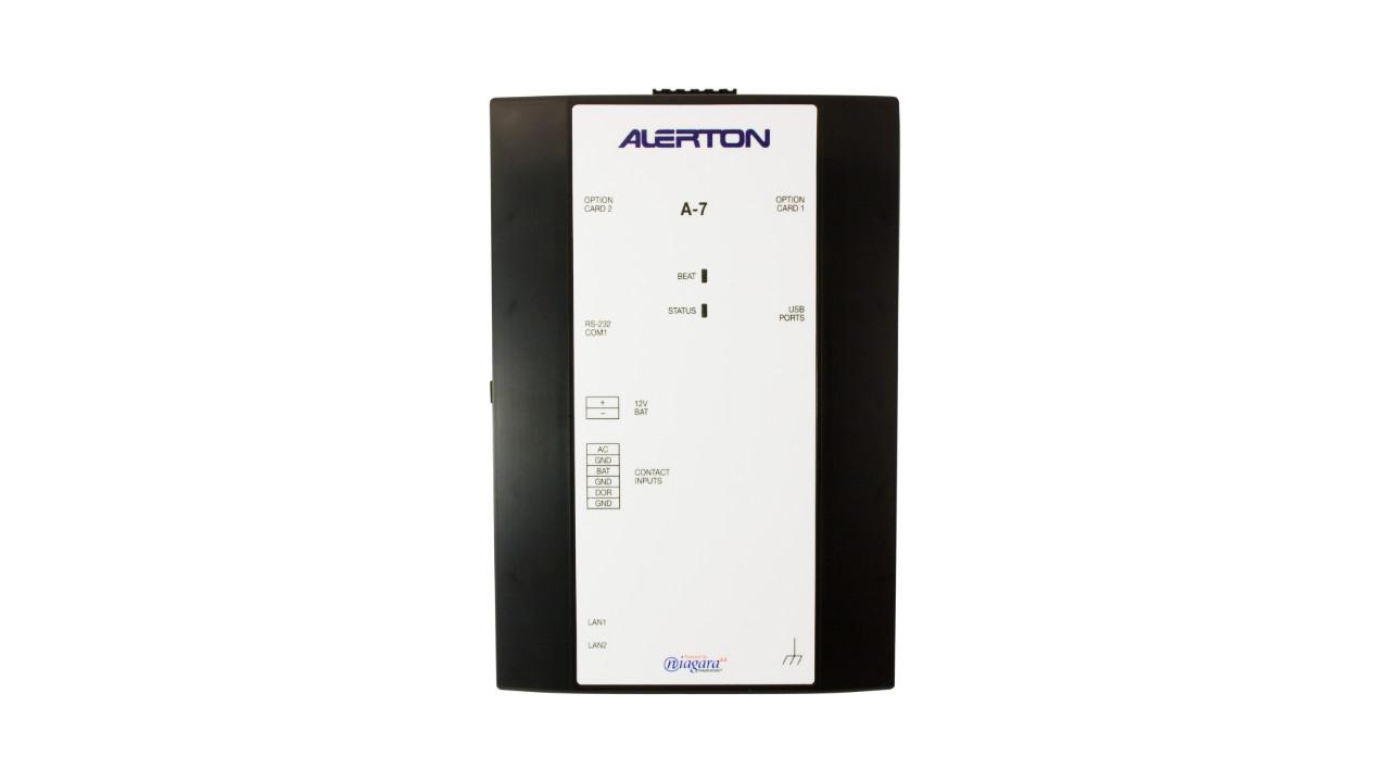 Alerton device