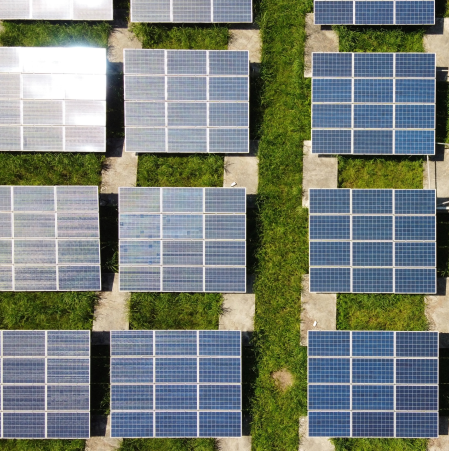 Image d'un panneau solaire