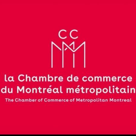 Logo de la Chambre de Commerce du Montréal Métropolitain