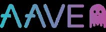 AAVE的logo