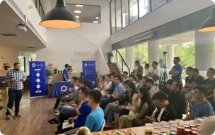 Chainlink event photo