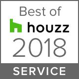 Intrabuild is voted Best of Houzz 2018