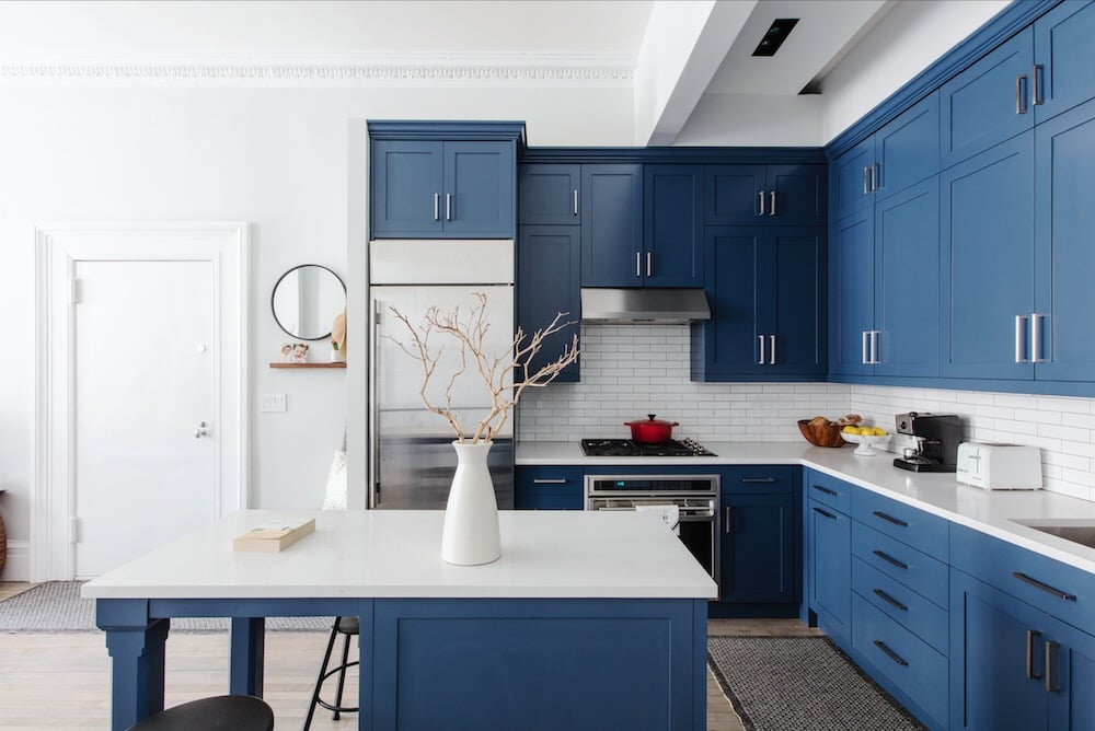 Ladd Residence Apartment Renovation Made By Intrabuild Inc