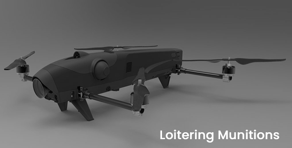 Loitering Munitions photo