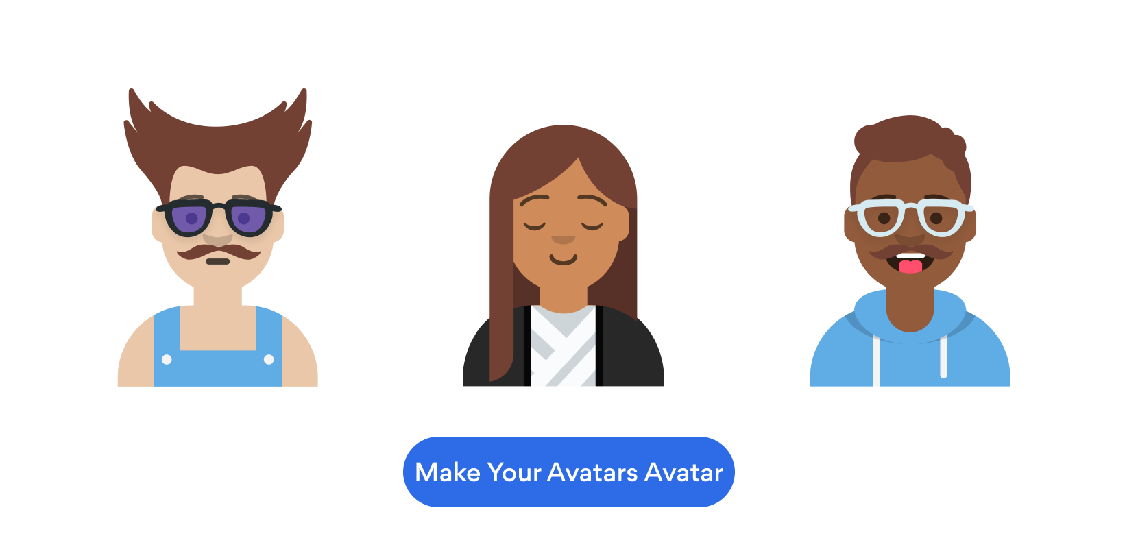 Make your avatar with Avatars