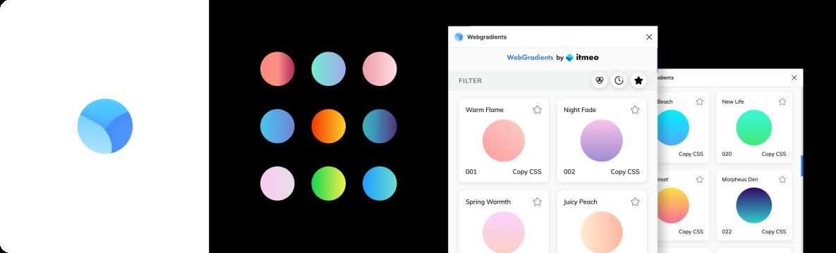 WebGradients plugin for Figma