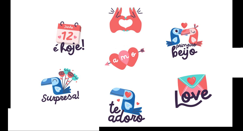 Snapchat doodles from Gustavo Pedrosa