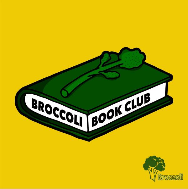 Cover art Broccoli Book Club