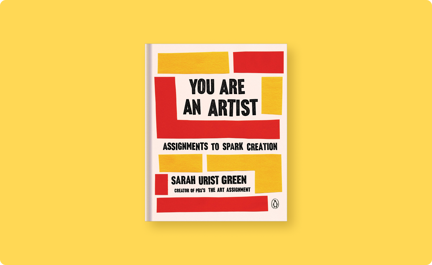 Cover image of the book: You Are an Artist