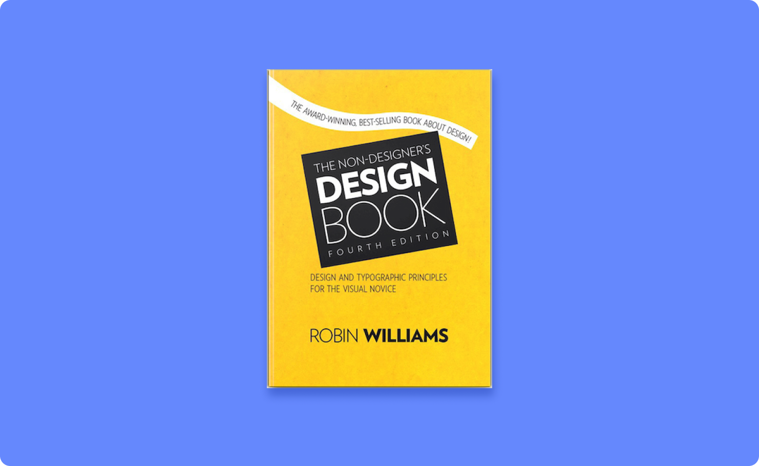 Cover image of the book: The Non-Designer´s Book