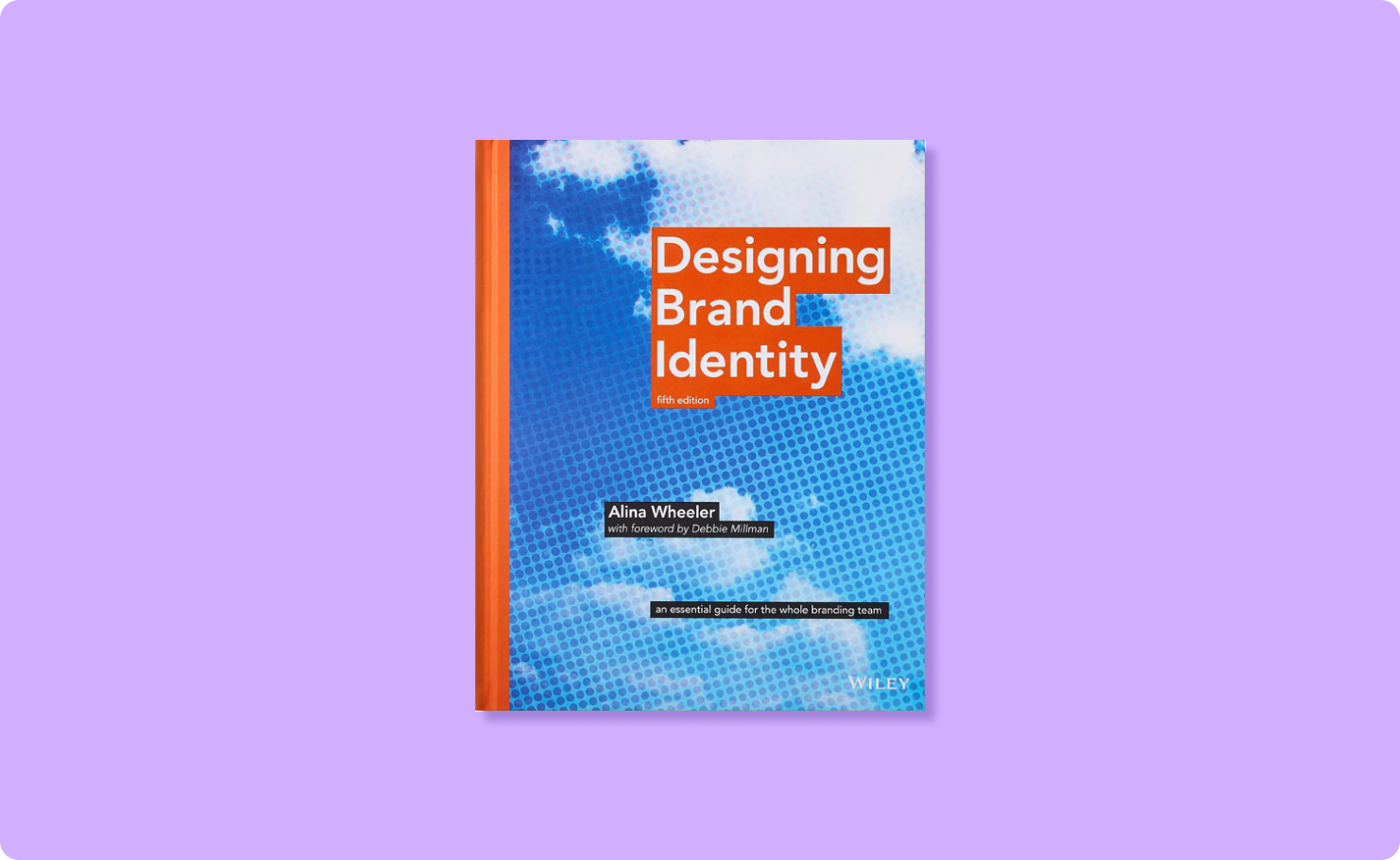 Cover image of the book: Designing Brand Identity
