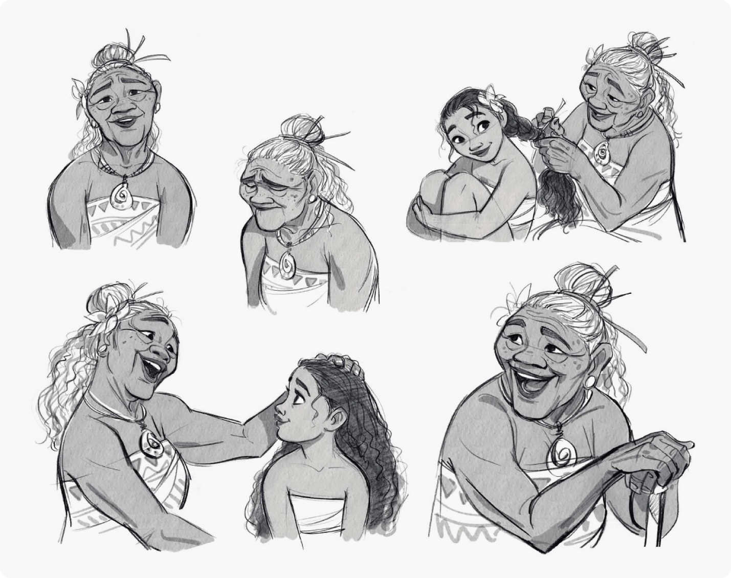 Image featuring iIllustrations from Disney characters