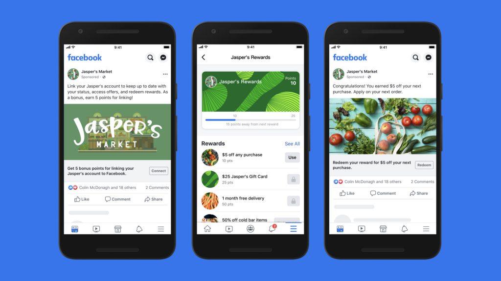 Facebook Shops Loyalty Program
