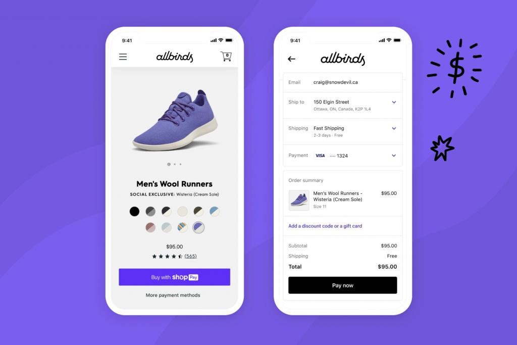 Shopify's New Shop App