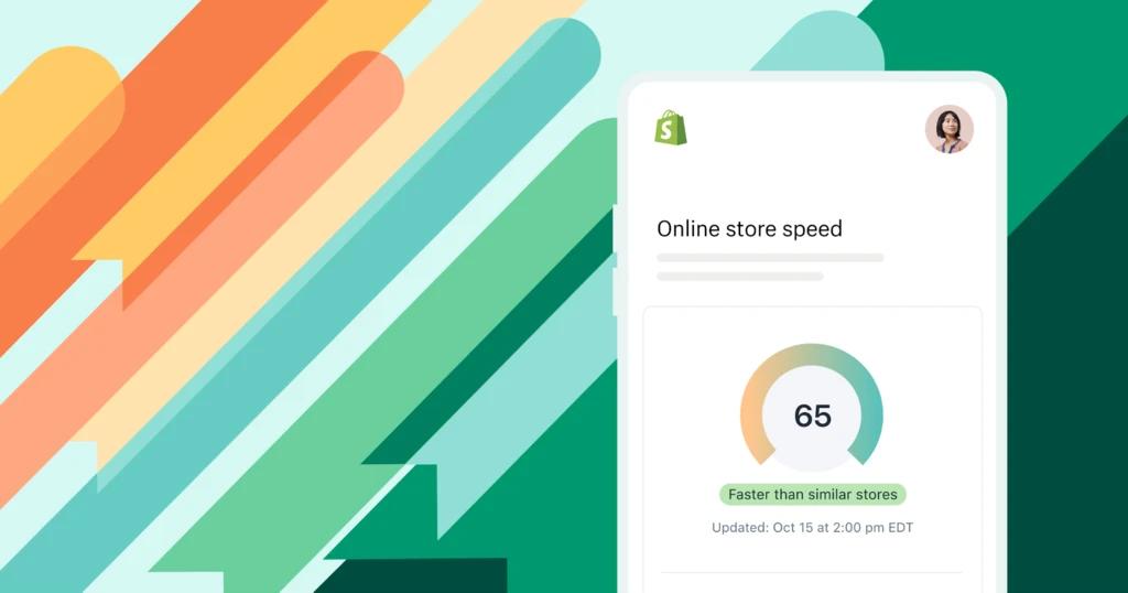 Measure Store's Online Speed