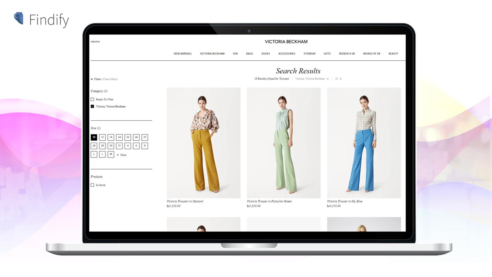 Findify – Search, Personalization & Merchandising