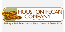 Houston Pecan Company, selling a full selection of nuts, seeds and dried fruit
