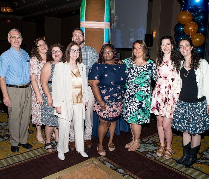 Celebration Company Staff